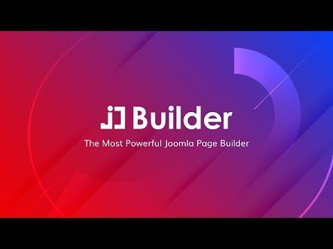 Introducing JD Builder - Next Generation Joomla Page Builder