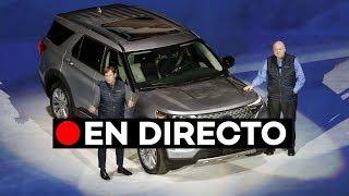 [EN DIRECTO] Ford Explorer 2020 en el Detroit Auto Show 2019