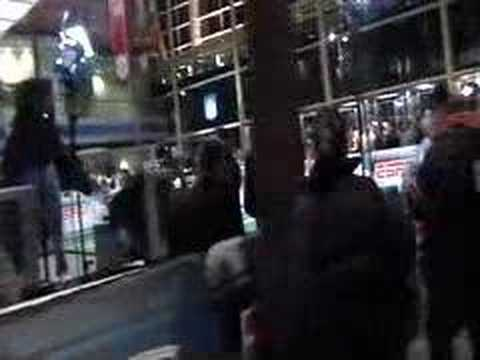 NFL Super Bowl XL Detroit 2006 Trip - First Day Video