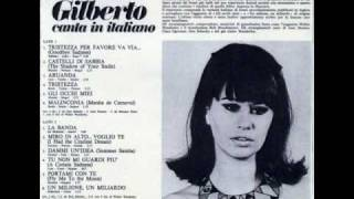 Astrud Gilberto Canta in Italiano Portami con te (Fly me to the moon)