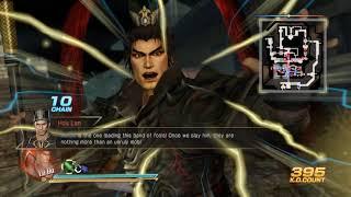 Dynasty Warriors 8: Xtreme Legends - Lu Bu - Part 1: Ten Eunuch