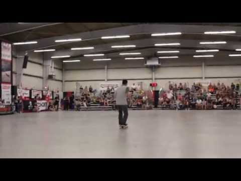 2014 World Skateboarding Championship Freestyle (4639)