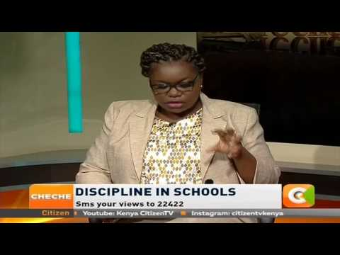 Cheche: Schools' Unrest (part 3)