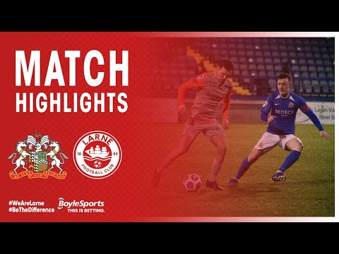 Glenavon Larne Goals And Highlights