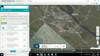 DOWNLOADING 4-5m resolution satellite imagery from PLANET.COM