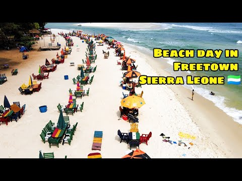 Things You See Hear And Can Do On The Beaches Of Freetown Sierra Leone
