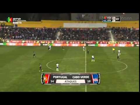 Portugal vs Cape Verde 0-2 Full Match [HD]