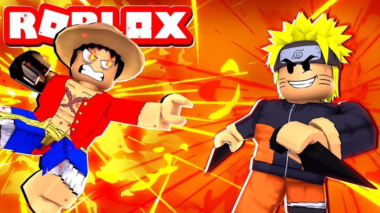 ONE PIECE ANIME IN ROBLOX!