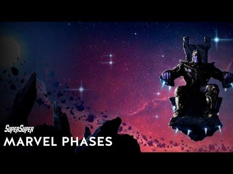 Marvel PHASE Three   Explained in Hindi   SuperSuper