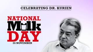 National Milk Day 2018 Rally - Celebrating Dr Kurien
