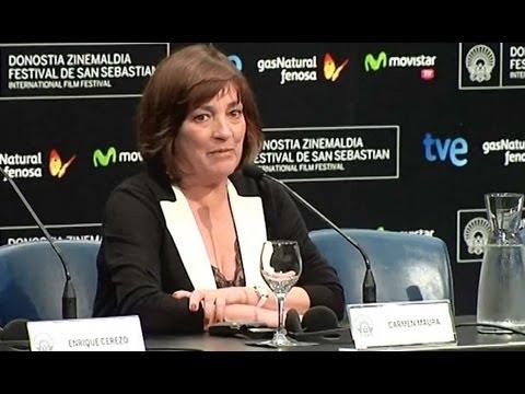 Rueda de prensa Carmen Maura