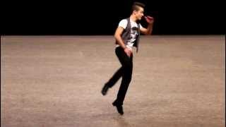 Tap Dance World Championship 2012 - Solo, male, Adults - Aleksandr Ostanin - Ukraine