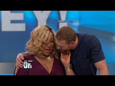 Comedian Kym Whitley's Reaction to Dr. Travis's Beard