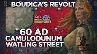 Watling Street 60 AD - Boudica