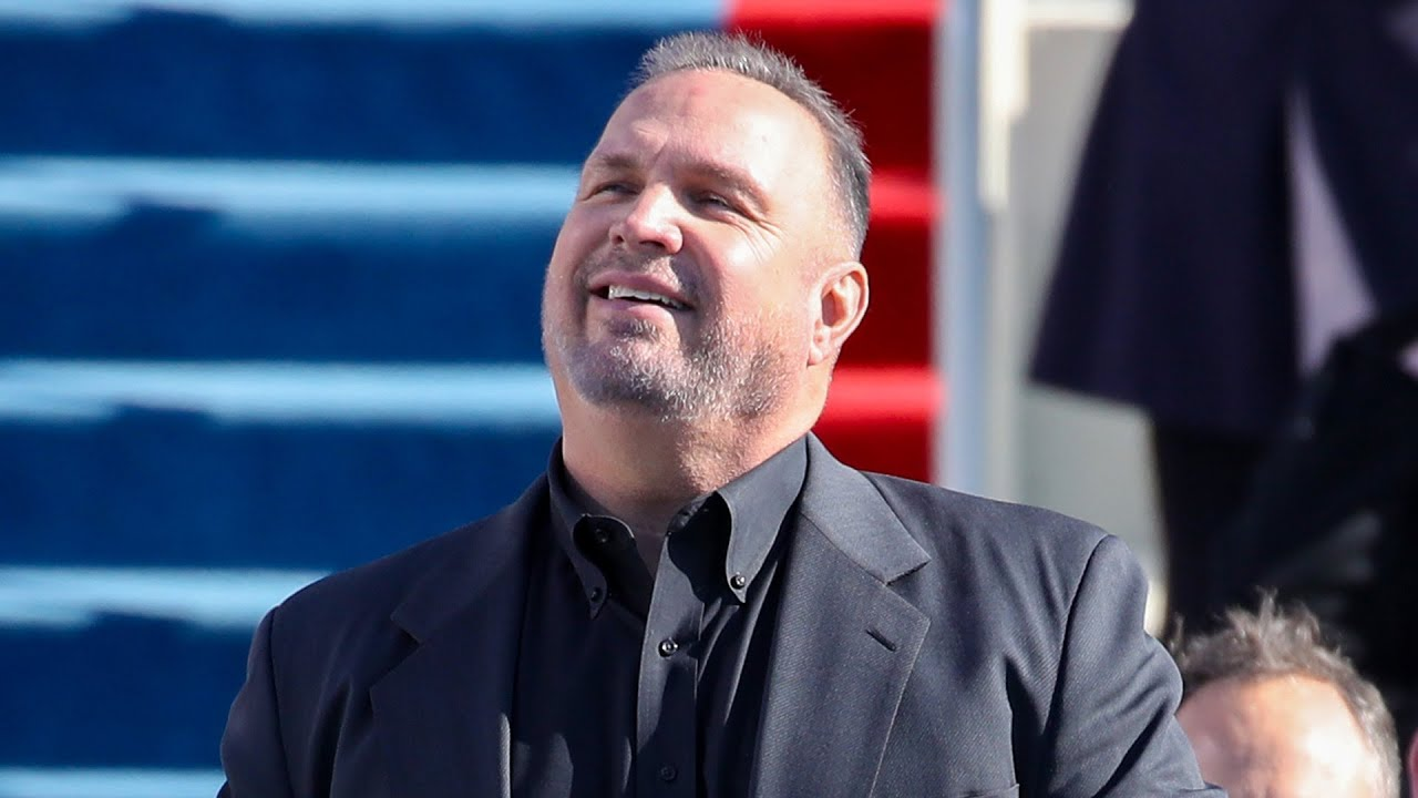 WATCH: Garth Brooks calls for unity in 'Amazing Grace' inauguration ...