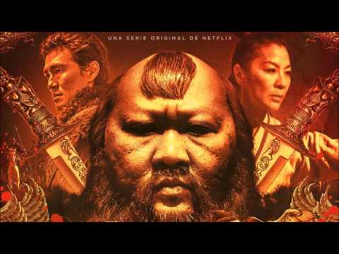 Marco Polo TV series  best sound track..Mongol War song