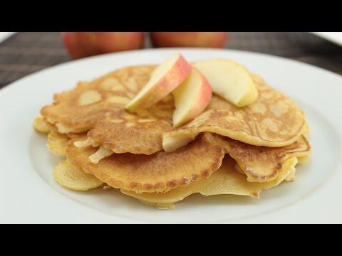 Apfel-Pfannkuchen / Apfelpfannekuchen