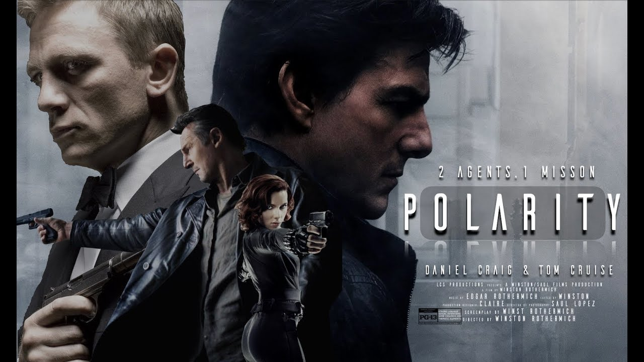 Polarity | Official TRAILER 2018 Tom Cruise & Daniel Craig ...