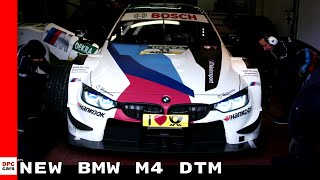 New BMW M4 DTM for the 2018
