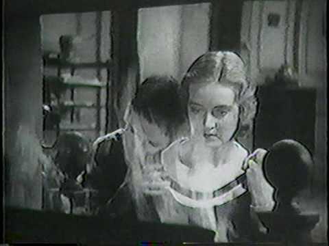 BETTE DAVIS IN HER FIRST GREAT SCENE! 1931