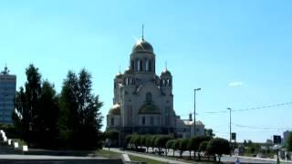 ХРАМ НА КРОВИ  август 2008 г(Когда снимал видео-панорамы вокруг храма, попал под колокольный звон, что доводится не всегда и не всем..., 2012-12-23T10:28:04.000Z)