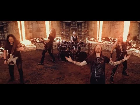 """Refused release new single """"Blood Red"""" - Hammerfall release new song """"Dominion"""""""