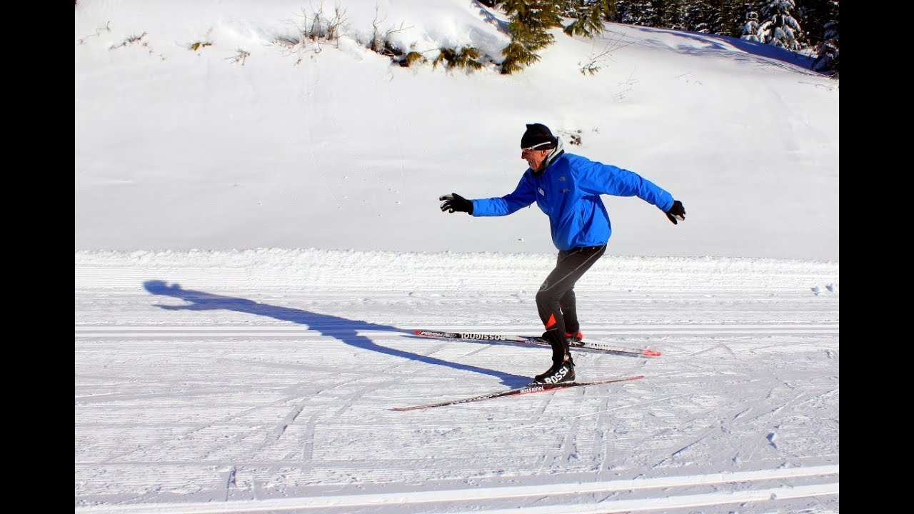 How to Improve Your Cross Country Skiing Technique pics