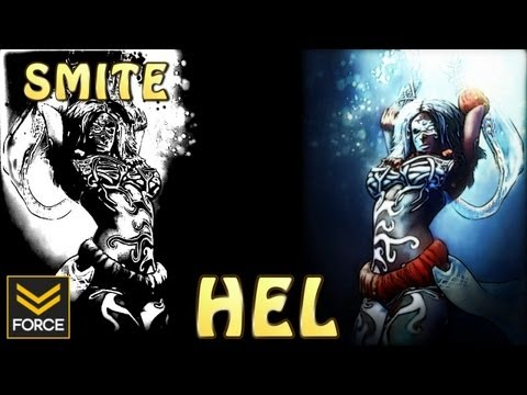 SMITE: HEL (Gameplay)