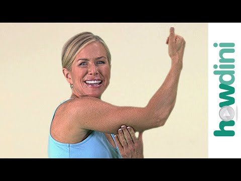 Flabby arms: How to tone your arms – Arm toning exercises