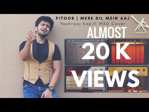 Fitoor || Mere Dil Mein Aaj Kya Hai || Apple Ipad Cover By Yashraj Kapil