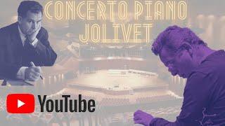 André Jolivet : Concerto pour piano ONPC