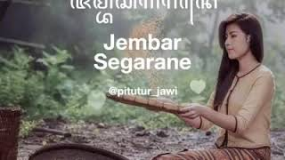 Download Video Jembar segarane sinambi leyeh2 MP3 3GP MP4