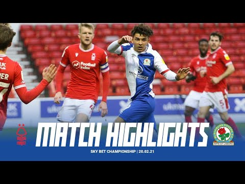 Nottingham Forest Blackburn Goals And Highlights