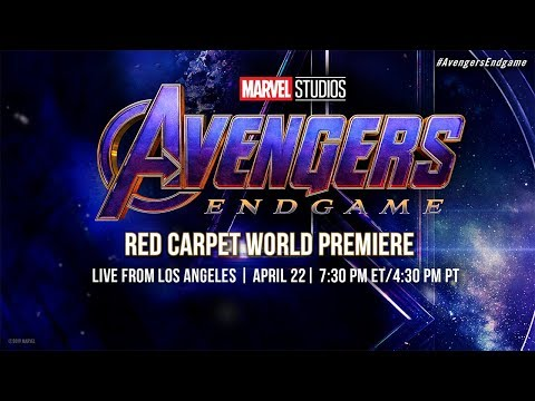 Marvel Studios' Avengers: Endgame | LIVE Red Carpet World Pr