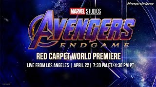 Marvel Studios' Avengers: Endgame | LIVE Red Carpet World Premiere