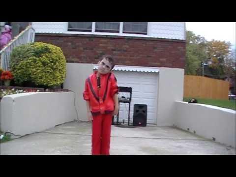 5 Year Old Thriller