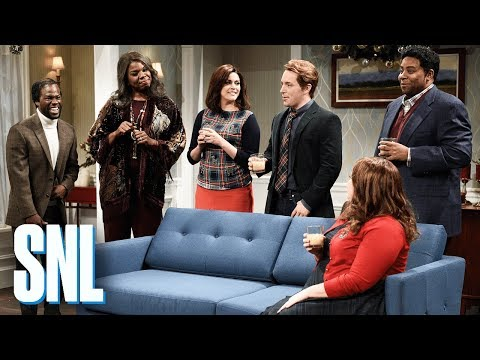 Christmas Party - SNL