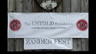 ZANDER FEST 2017