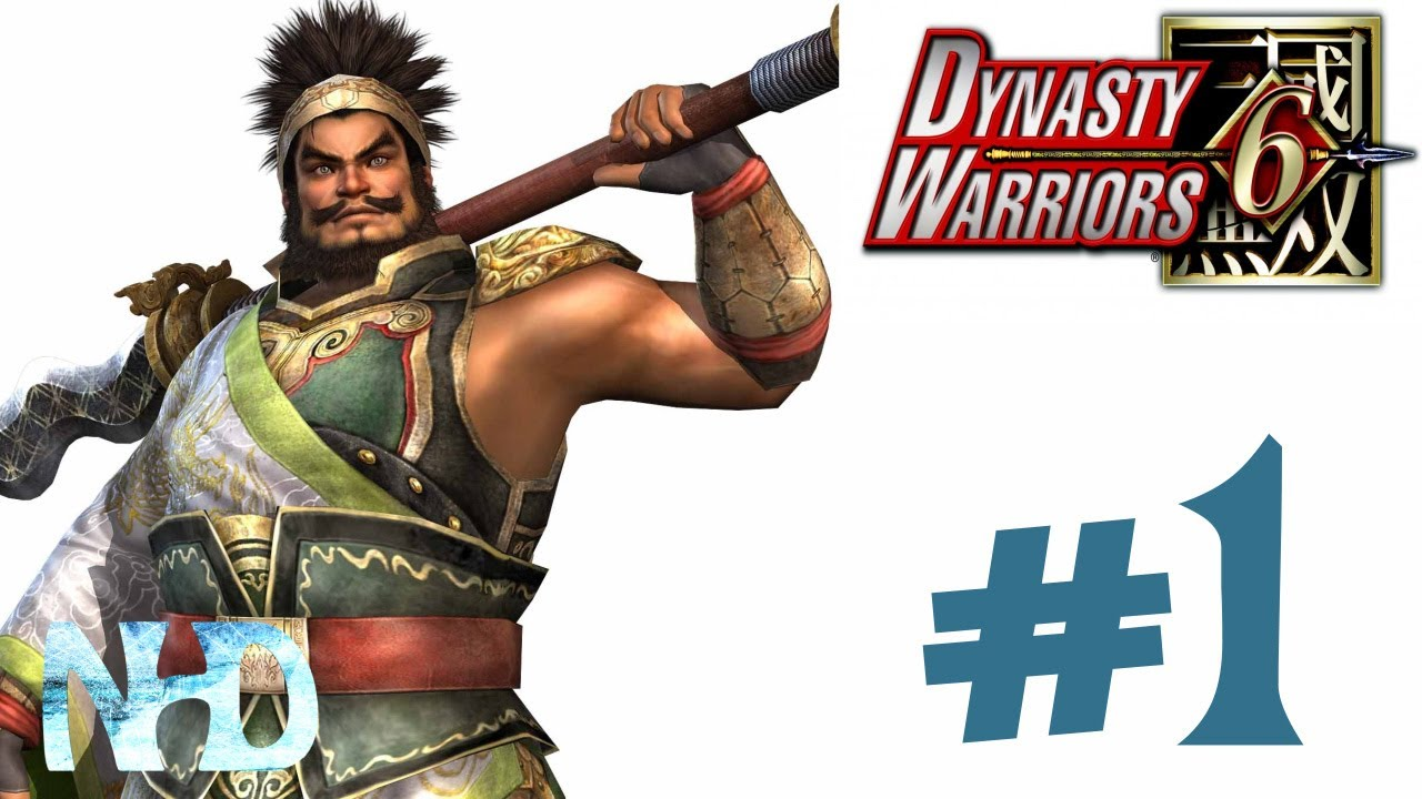 zhang fei dynasty warriors 8 - photo #29