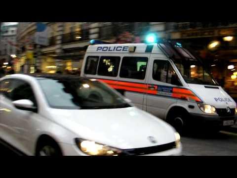 London Metropolitan Police Territorial Support Group TSG