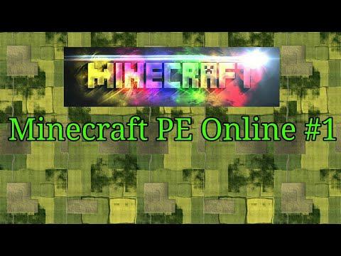 Changing it up a bit | JTYTBravo plays Minecraft pocket edition ONLINE