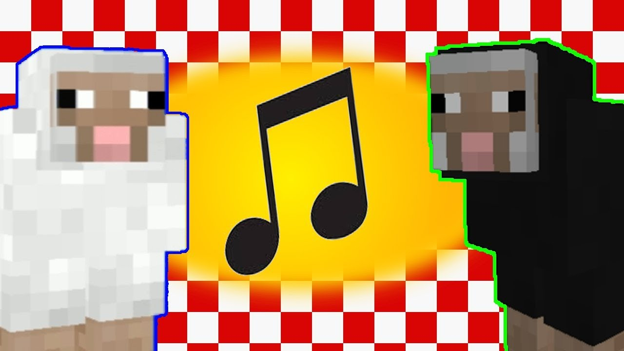 Tone Deaf >> The Sheep Dialogue - Musical Minecraft Sound Synch Animation ♫ - YouTube