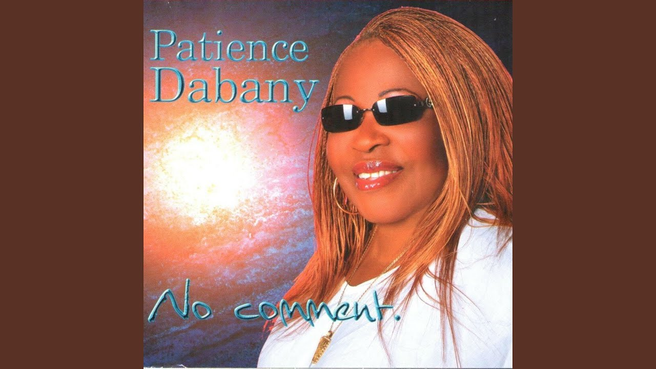 patience dabany no comment