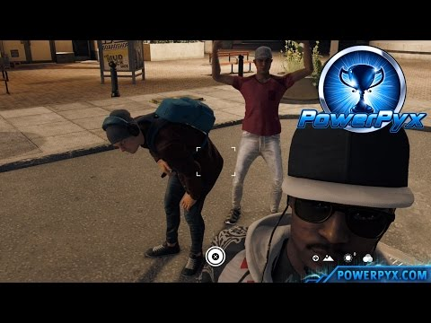 Watch Dogs 2 - Hold My Hair Trophy / Achievement Guide (Where to find Vomiting People)
