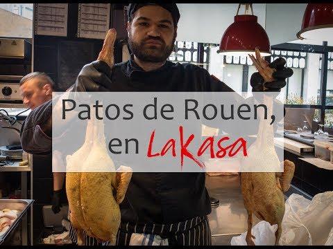 Patos de Rouen en Lakasa