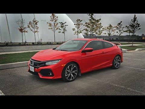 2017 Honda Civic Si Coupe - Review