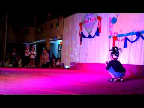 Dê đen - Dê trắng & Cho sói  | Trường MG Cẩm Nam - Hội An