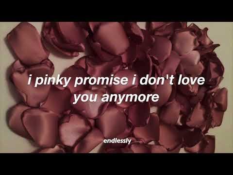 pinky promise// ellise // lyrics