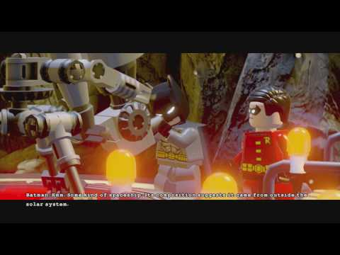 LEGO Batman 3: Beyond Gotham ~ Level 2: Breaking BATS! (Story Mode Guide)