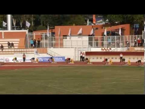 กีฬามหาวิทยาลัย จ.ขอนแก่น // วิ่ง 200 ม. หญิง - ชาย